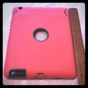 Ipad Case fits 9.7 New Pretty Pink Coral